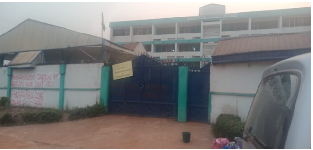 Photo of TENSION AS POLICE STORM POPULAR ENUGU PRIVATE SCHOOL