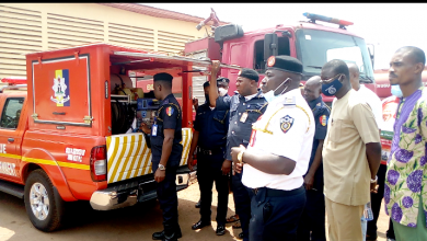 Photo of APPOINTMENT OF AN ENGINEER BY GOVERNOR UGWUANYI AS CHIEF FIRE OFFICER, THE SECRET OF OUR SUCCESS – ENGR. OHAA