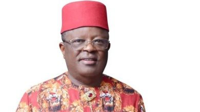 "Photo of ATTACKS ON POLICE BY CRIMINALS IN THE S/EAST LEADS TO ""PERSECUTION"" OF IPOB BY THE NIGERIAN POLICE – UMAHI"