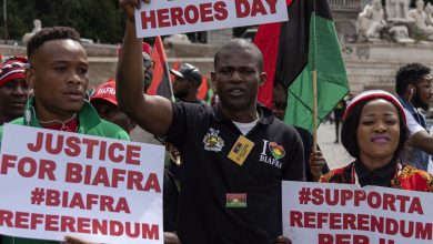 Photo of BUHARI'S JITTERY SHOOT-ON-SIGHT ORDER MEANT TO FRUSTRATE 2021 BIAFRA DAY CELEBRATION – MASSOB