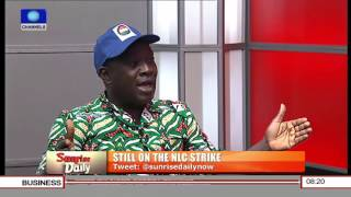 Photo of UZODINMA IS ANTI WORKERS-BELLO, NLC SCRIBE