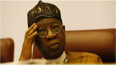 Photo of LAI MOHAMMED IN ICPC SOUP OVER ALLEGED N10BN FRAUD INVOLVING NBC FUNDS