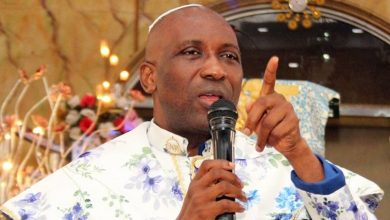 Photo of BUHARI'S GOVERNMENT RESPONSIBLE FOR TERRORISM – PRIMATE AYODELE