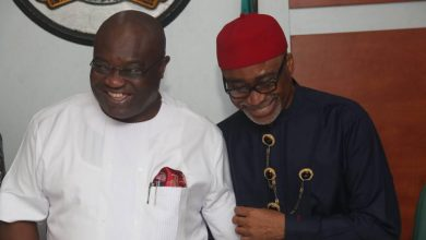 Photo of IKPEAZU NEVER SAID HE MUST REPLACE ABARIBE IN THE SENATE BECAUSE HE IS AN IPOB SUPPORTER