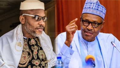 Photo of SORRY FOR TRADITIONAL RULERS WHO WILL ORGANIZE PEOPLE TO WELCOME BUHARI IN IMO STATE – IPOB