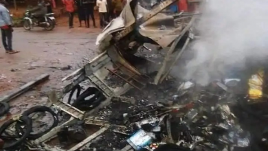 Photo of BLOODY INDEPENDENCE DAY SIT AT HOME IN IMO: DRIVER BURNT ALIVE IN HIS BUS