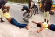 Photo of FEMALE STUDENT FAINTS THREE TIMES ON HEARING THAT HER LECTURER DIED OF AIDS!